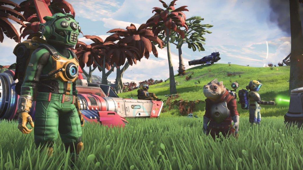 Игроки оказались в восторге от нового обновления NEXT для No Man's Sky — все обещания были выполнены. - Изображение 3