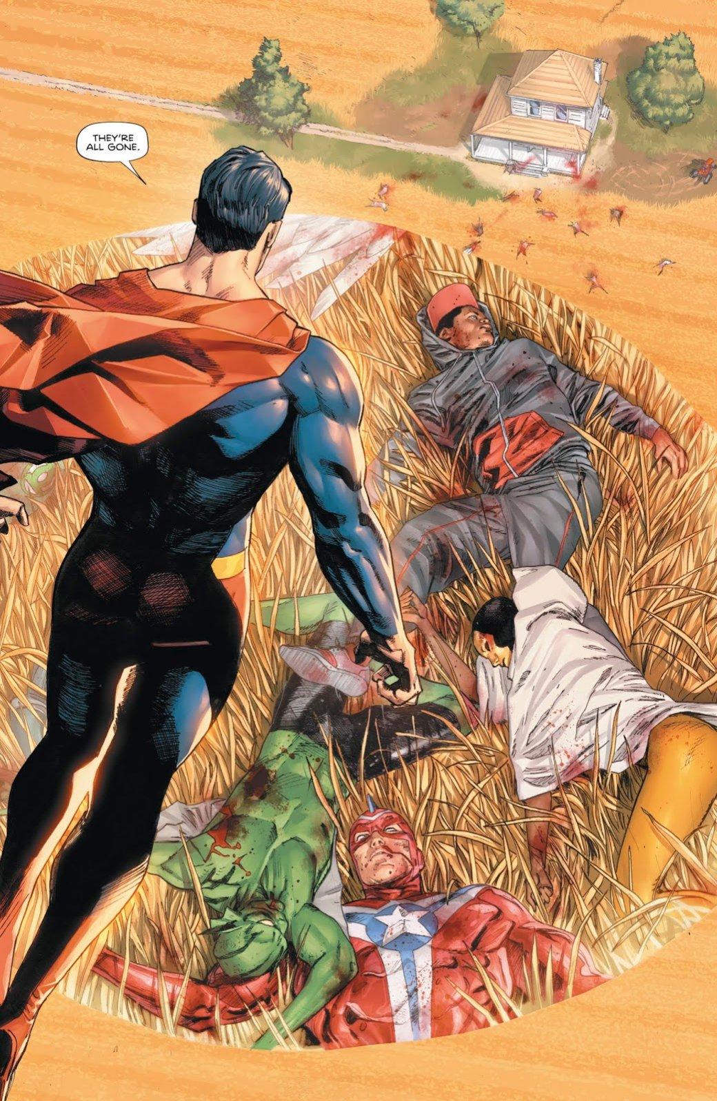Heroes inCrisis: последствия поступков супергероев | Канобу - Изображение 953