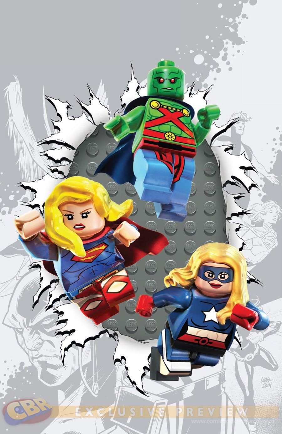 LEGO украшает комиксы DC  | Канобу - Изображение 17