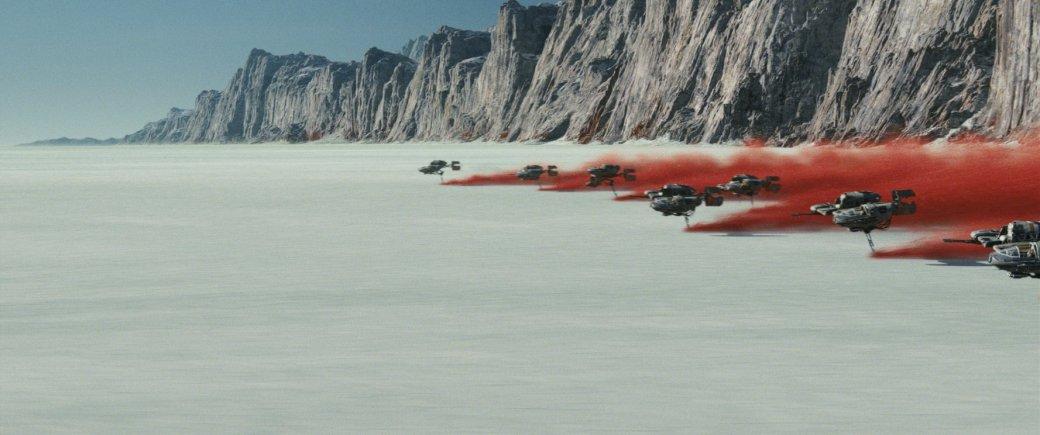54 неудобных вопроса кфильму «Звездные войны: Последние джедаи» | Канобу - Изображение 7240