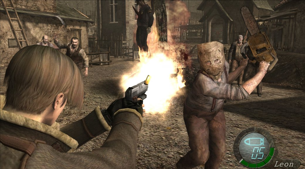 Обзор Resident Evil 4 на Nintendo Switch, мнение об игре, Resident Evil 4 вышла на Nintendo Switch | Канобу - Изображение 1036