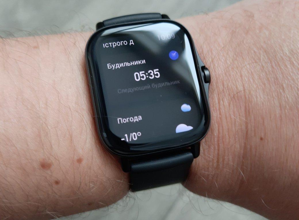 Обзор Amazfit GTS 2— «умных» часов смузыкальным плеером извонками   Канобу - Изображение 12507