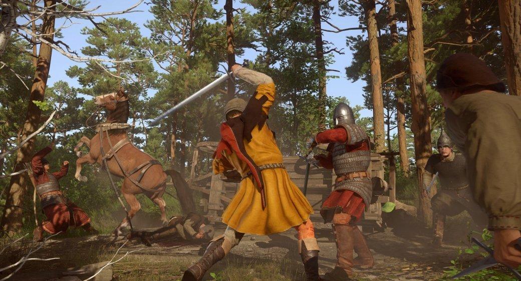 В работе. Живые впечатления от Kingdom Come: Deliverance — игры Warhorse Studios про Богемию | Канобу - Изображение 6005