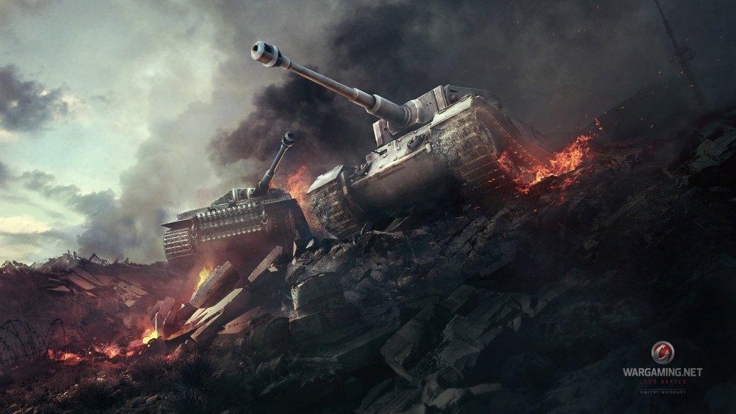 Рецензия на World of Tanks | Канобу