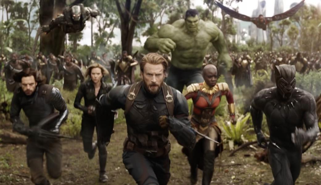 Бюджет «Войны бесконечности» в сравнении с бюджетами фильмов Marvel