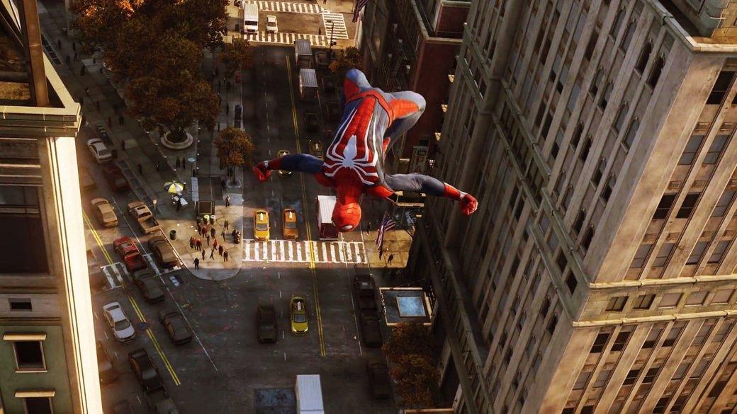 Spider-Man (2018, экшен, супергероика, PS4) - обзоры главных и лучших игр 2018 | Канобу - Изображение 3