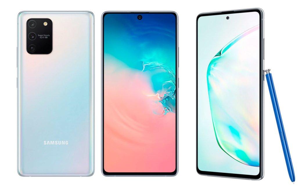 Самый дешевый флагман Samsung: вРоссию приехал Galaxy Note10 Lite | Канобу - Изображение 9182