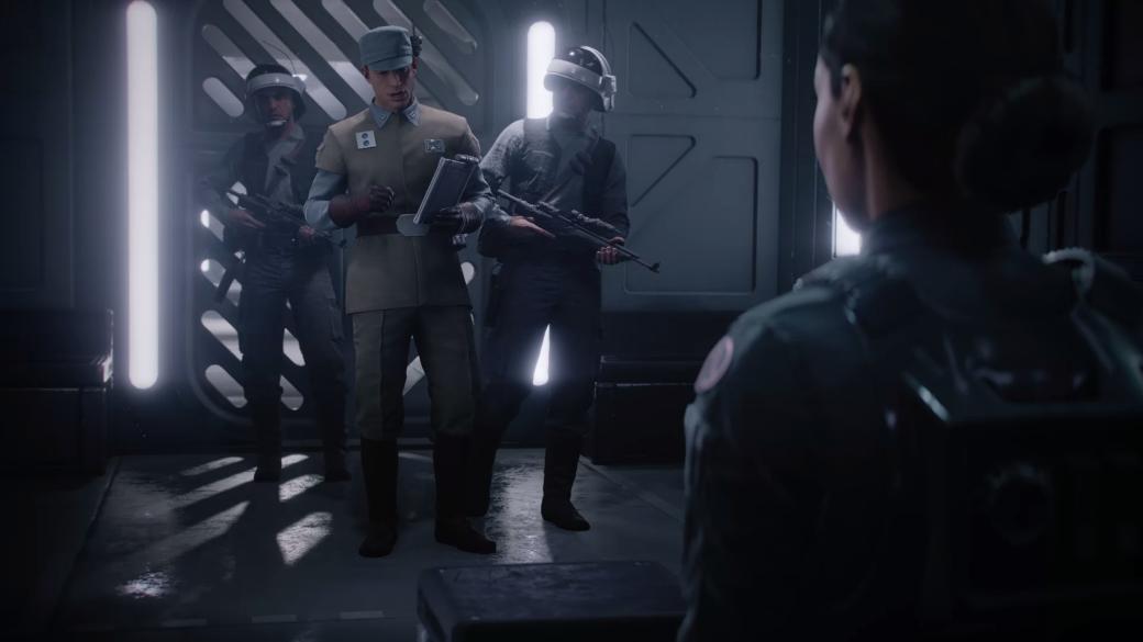 Осюжете Star Wars Battlefront IIиважных героях, которых показали вигре | Канобу - Изображение 1