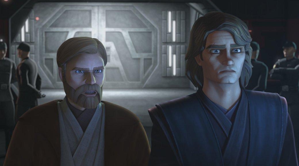 Рецензия на 7 сезон сериала «Звездные войны: Войны клонов». Восхитительный финал 12-летней истории   Канобу - Изображение 536