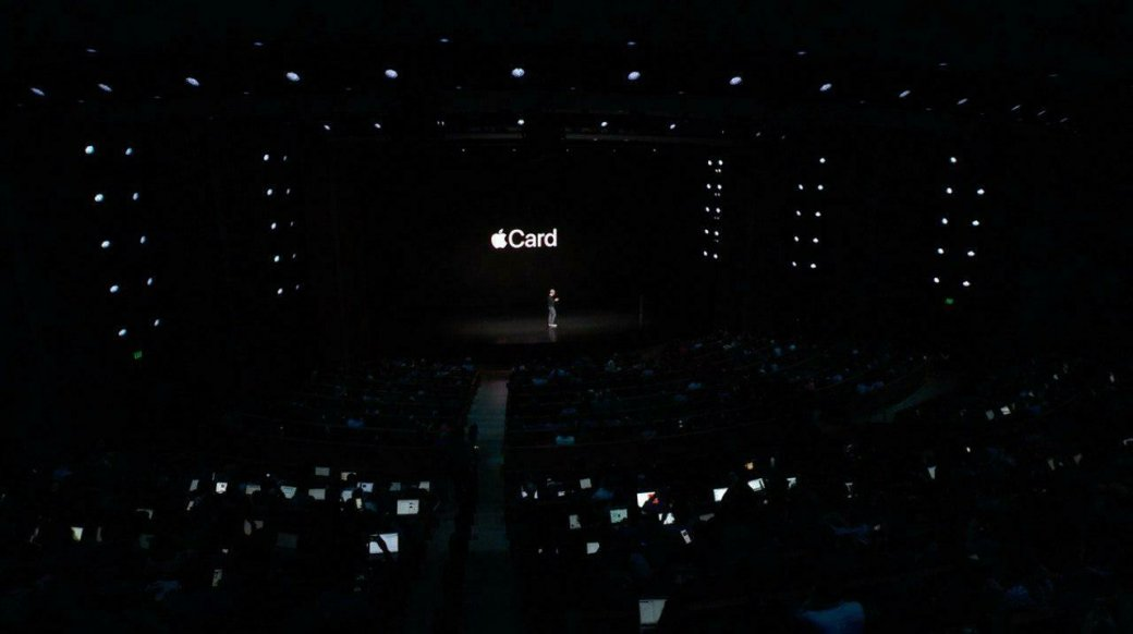Apple Card: Apple has shown an electronic banking card for the iPhone | Kanobu - Image 1