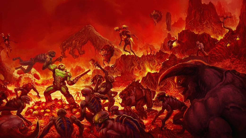 Записки лорда демонов— играем внастольную Doom | Канобу
