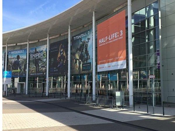 Углавного входа наGamescom появился постер Half Life3 | Канобу - Изображение 12848