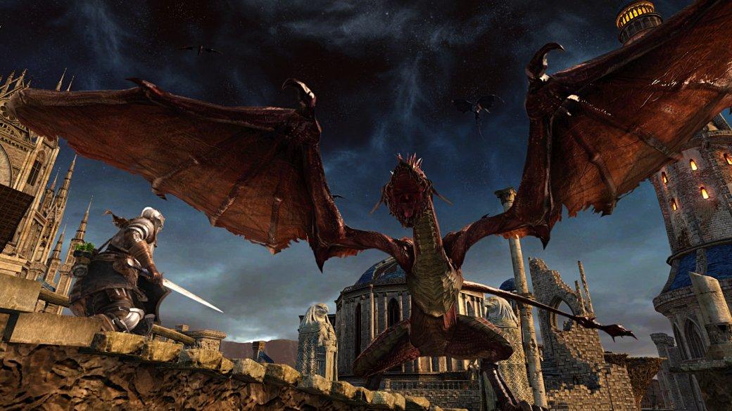 Топ всех игр Souls-серии— отDemon's Souls доBloodborne, лучшая и худшая Dark Souls | Канобу - Изображение 3