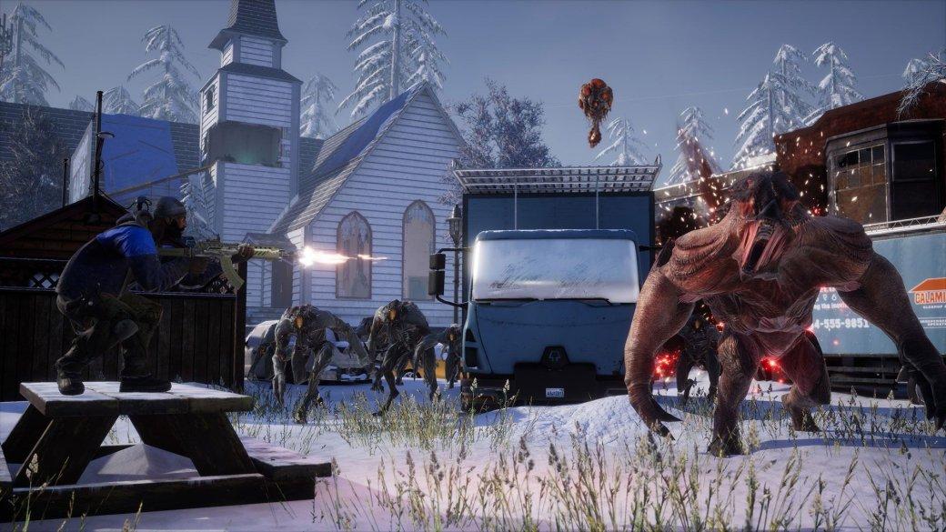 Мучительно ждете Left 4 Dead 3? Earthfall поможет продержаться еще пару недель | Канобу - Изображение 2