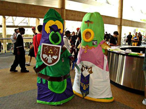 Самые странные костюмы на Хэллоуин   Канобу - Изображение 4