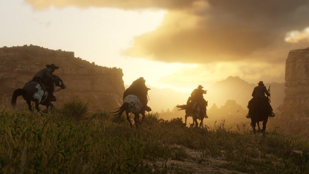 10 фактов о Red Dead, Red Dead Redemption и Red Dead Redemption 2, которые выдолжны знать  | Канобу - Изображение 11