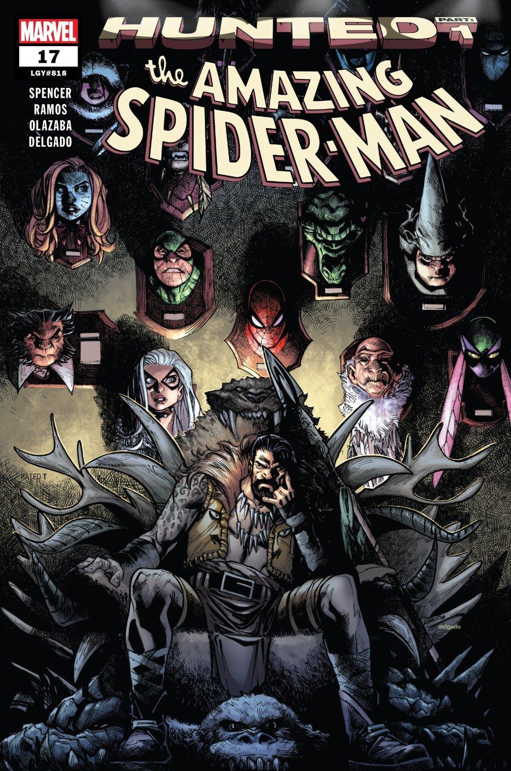 Hunted: как Крэйвен ссыном наЧеловека-паука новую охоту устроили