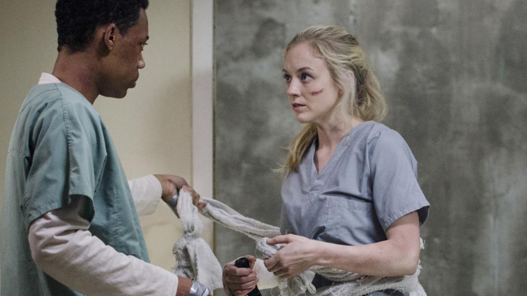 Лучшие ихудшие эпизоды «Ходячих мертвецов» порезультатам голосования читателей «Канобу» | Канобу