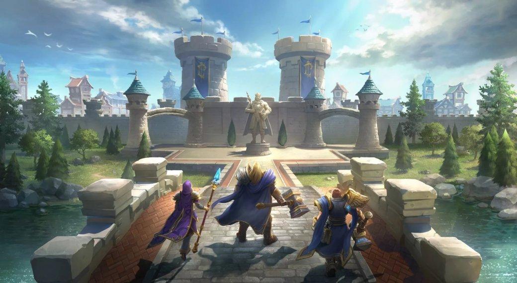 Обзор WarCraft III: Reforged - рецензия на игру WarCraft III: Reforged   Рецензии   Канобу