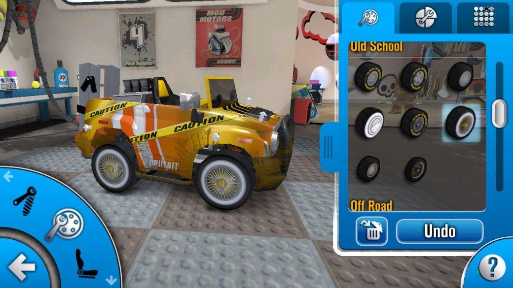 Обзор ModNation Racers: Road Trip - рецензия на игру ModNation Racers: Road Trip | Рецензии | Канобу