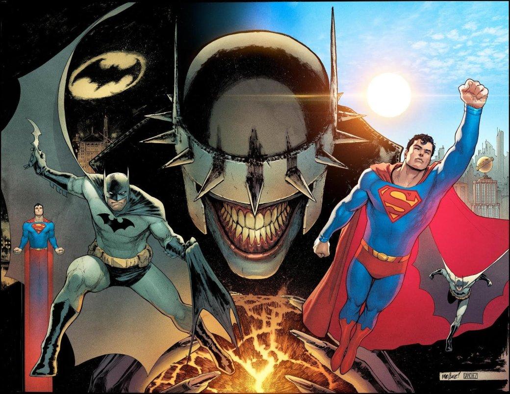 Вновой серии комиксов Бэтмен иСупермен устроят слежку засвоими коллегами | Канобу - Изображение 11426