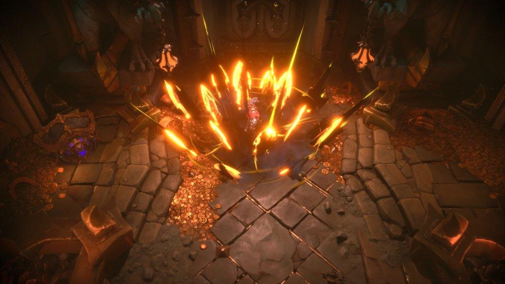Gamescom 2019. Превью Darksiders: Genesis— это все еще Darksiders, ничего общего сDiablo | Канобу - Изображение 3