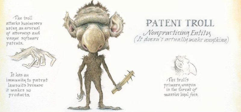 Как засудить Apple: что такое патентный троллинг икто становился его целью. - Изображение 2