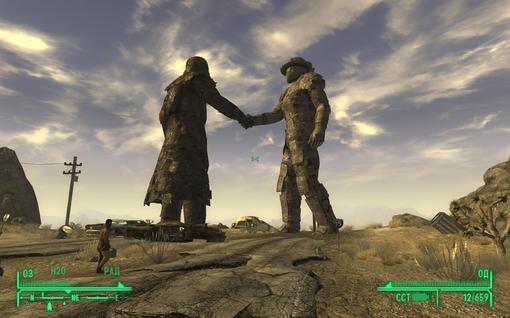 Fallout: New Vegas. Прохождение - пешком по пустошам Мохаве | Канобу - Изображение 20
