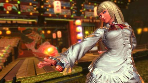 Новые бойцы в Street Fighter x Tekken | Канобу - Изображение 6