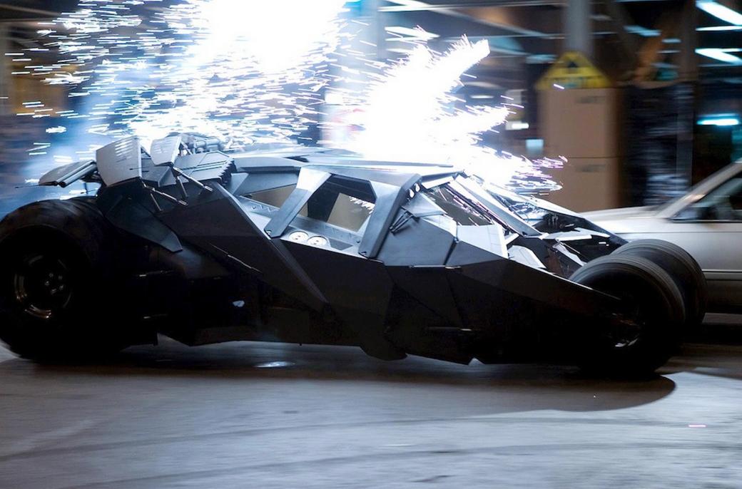 История бэтмобиля: все машины Темного Рыцаря | Канобу - Изображение 5078