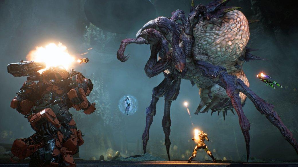 Обзор Anthem, новой игры BioWare, создателей Mass Effect и Dragon Age | Канобу - Изображение 761