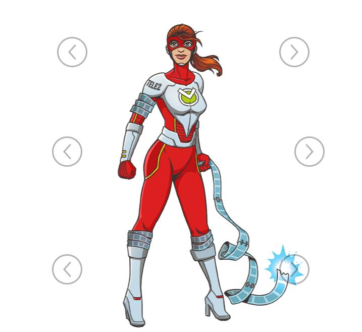 Супергерои, которых мызаслужили. Каких героев можно собрать вместе с «Канобу» иTele2?. - Изображение 2