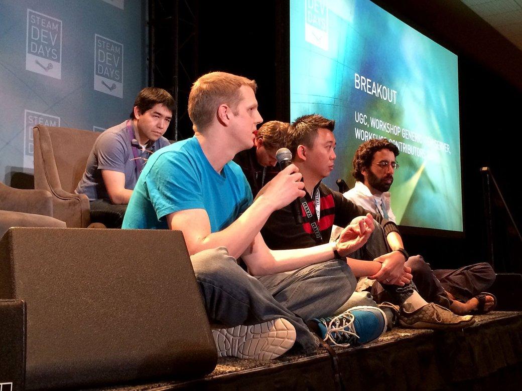 Steam Dev Days: Сергей Климов о том, почему HL3 стоит ждать в 2015-м | Канобу - Изображение 4