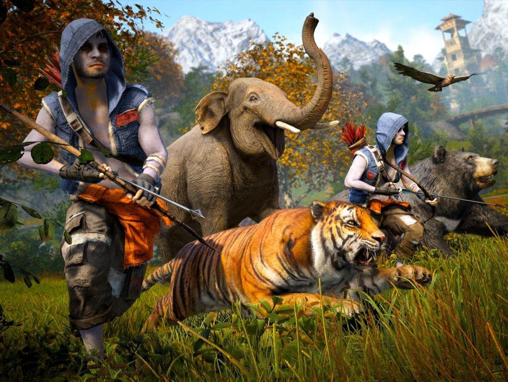 Теория: уWatch Dogs, Assassin's Creed иFar Cry общая вселенная   Канобу - Изображение 7