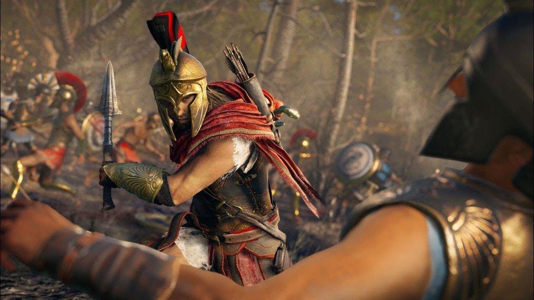 В 2019 году Assassin's Creed сделает передышку. Заменит ли ее DLC про Атлантиду для Odyssey? | Канобу - Изображение 0