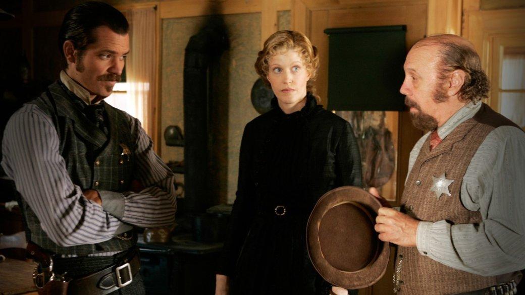 Сериал Дэдвуд (Deadwood) - сюжет, актеры и роли, спойлеры, стоит ли смотреть сериал Дэдвуд | Канобу - Изображение 1522