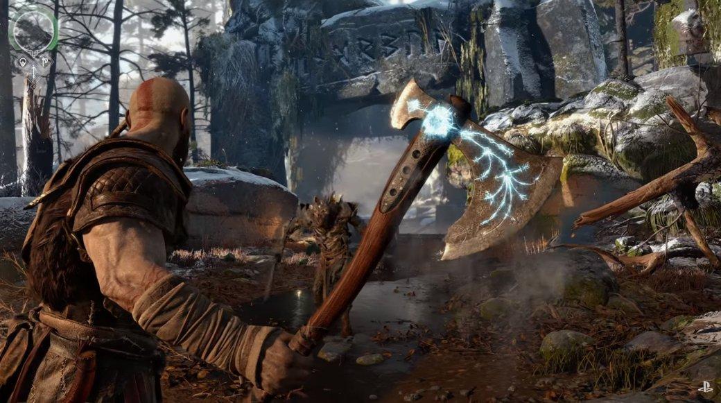 Все, что мы знаем о новой God of War | Канобу - Изображение 7