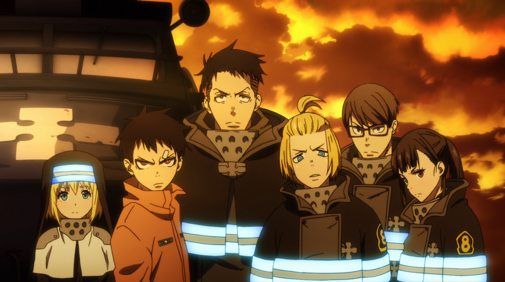 Рецензия на аниме Fire Force   Канобу - Изображение 5