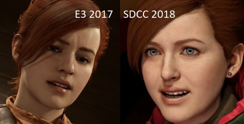 «Тетя Мэй теперь красивее»: вСети считают, что Мэри Джейн вSpider-Man (2018) изменили внешность | Канобу - Изображение 8800