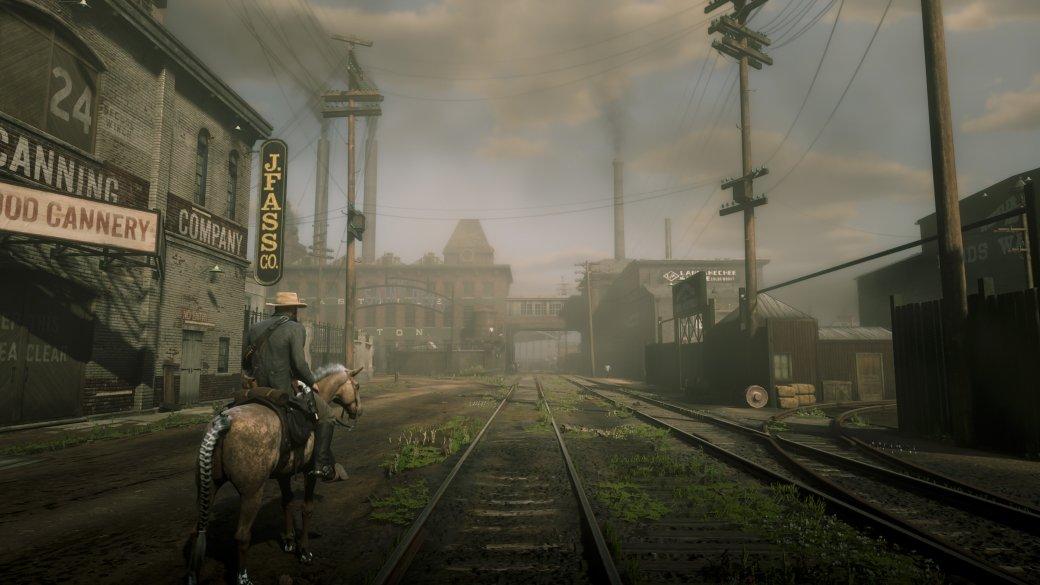 20 изумительных скриншотов Red Dead Redemption2 | Канобу - Изображение 0