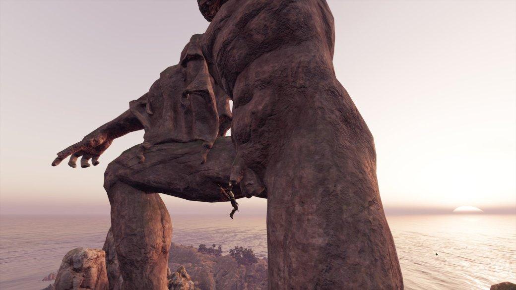 Журналист PCGamer составил топ пенисов изAssassin's Creed Odyssey— речь, конечно, остатуях | Канобу - Изображение 11