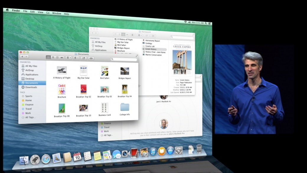 OS X Mavericks стала доступна бесплатно в Mac App Store | Канобу - Изображение 4183