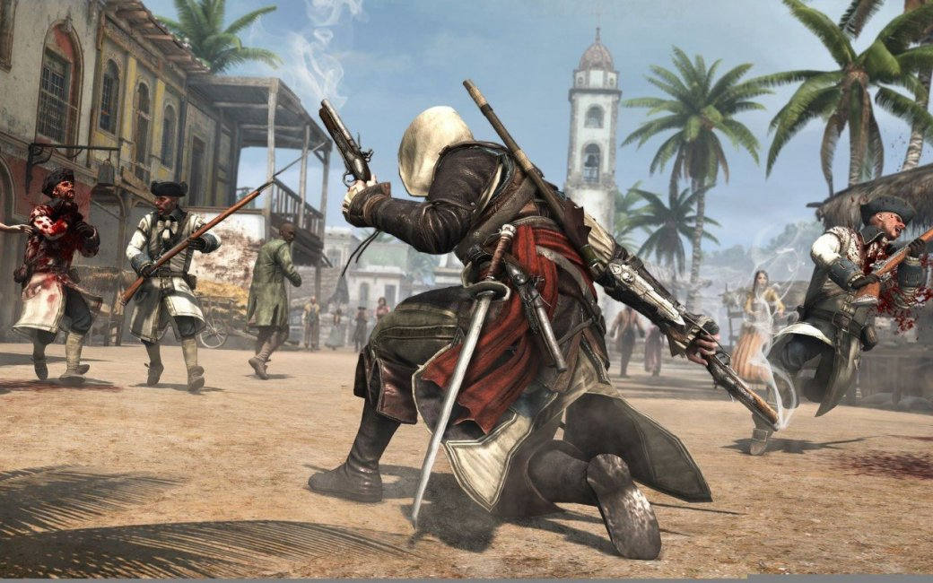 Обзор Assassin's Creed 4: Black Flag (Sorcastic Blog) | Канобу - Изображение 5