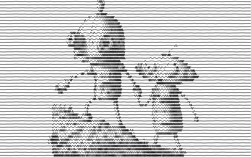 Бэтмен, Ведьмак и Макс Пэйн в минимализме — всего 50 линий и 2 цвета   Канобу - Изображение 6976
