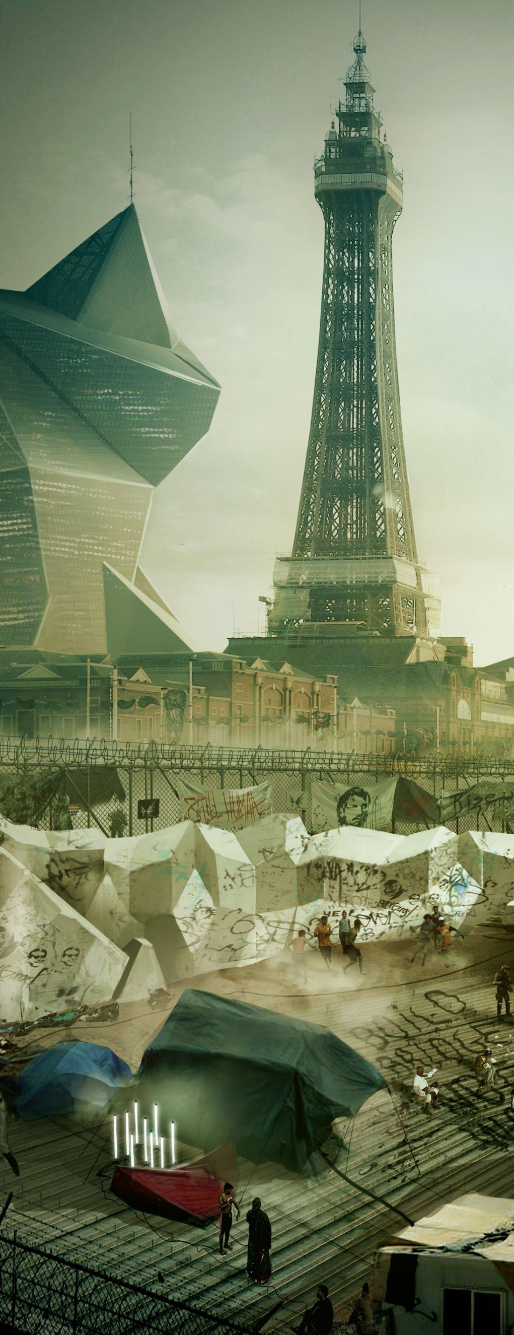 Рецензия на Deus Ex: Mankind Divided | Канобу - Изображение 2