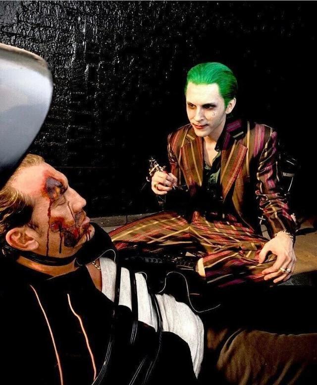 Стало известно, кто играл Джокера в«Хищных птицах» | Канобу - Изображение 11272