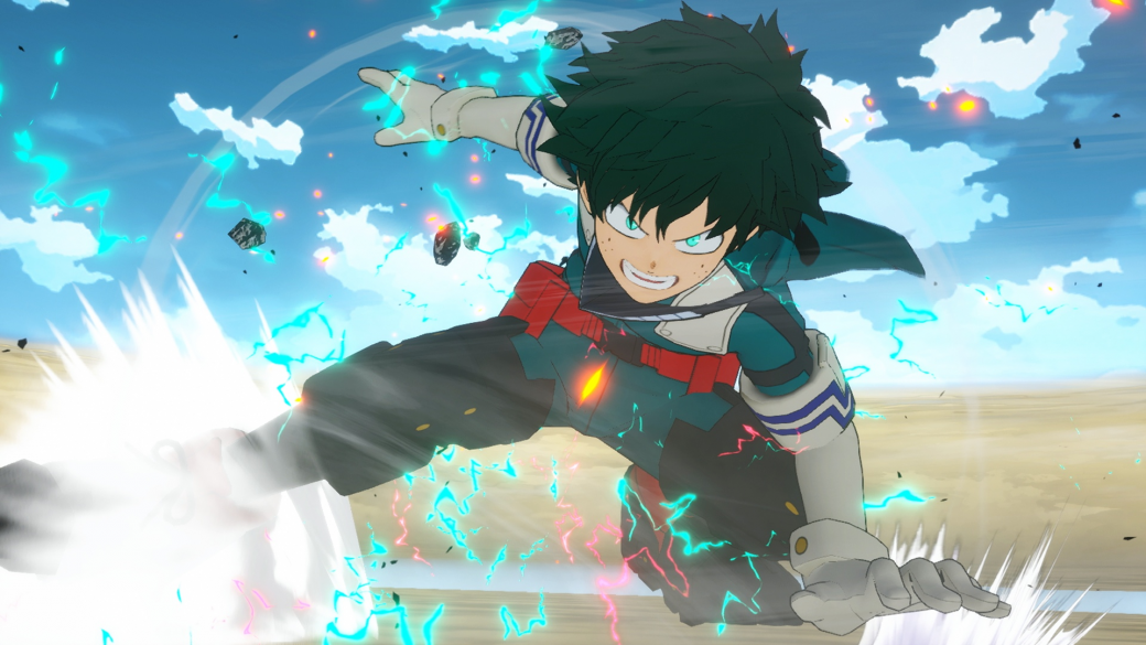 Почему MyHero One's Justice 2 оценят исключительно фанаты аниме «Моя геройская академия» | Канобу