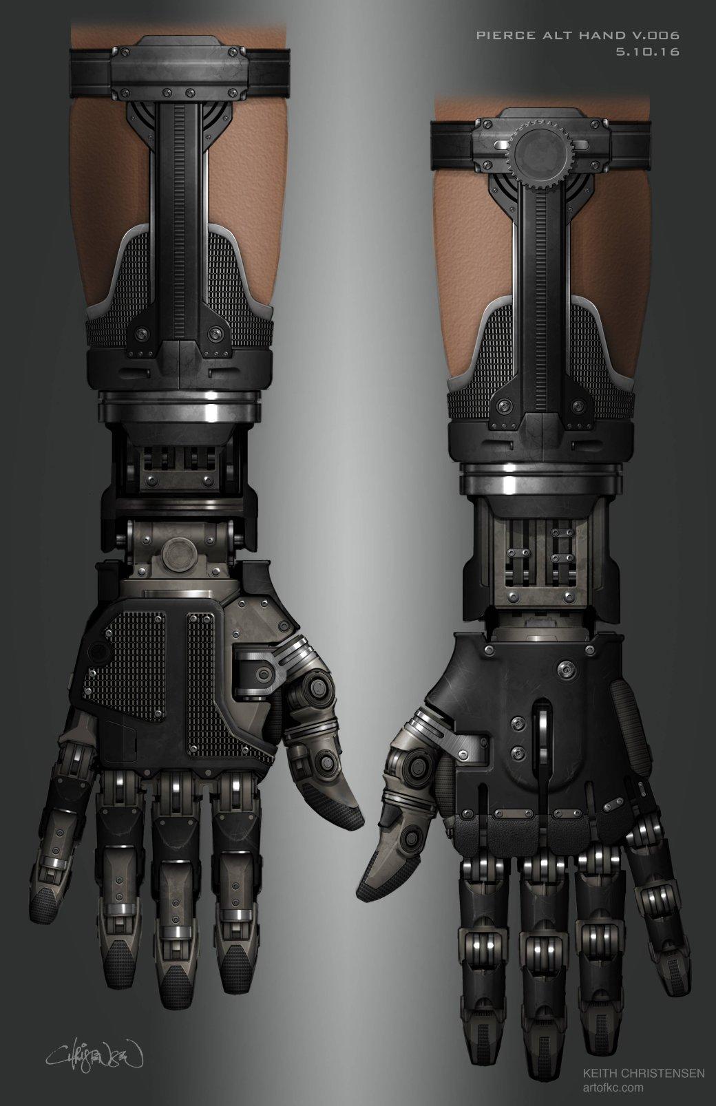 Новые концепт-арты Дональда Пирса и Риверов из фильма «Логан»   Канобу - Изображение 7615