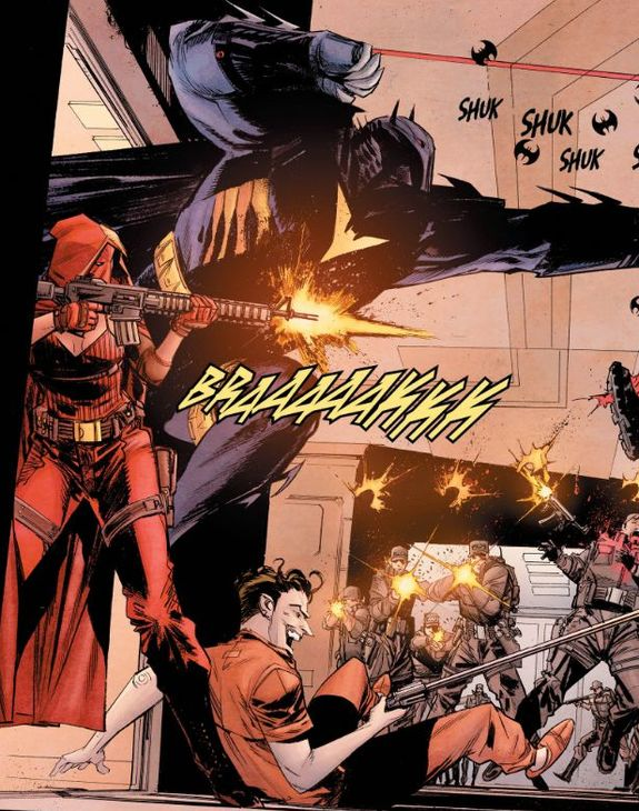 Возвращение Джокера ишокирующие смерти. Каким получился Batman: Curse ofthe White Knight | Канобу - Изображение 4684
