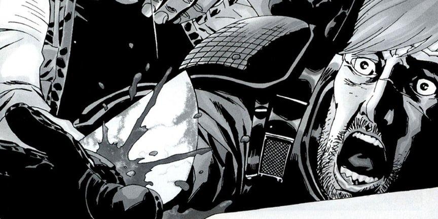 12 самых жестоких сцен в комиксе «Ходячие мертвецы» | Канобу - Изображение 6178